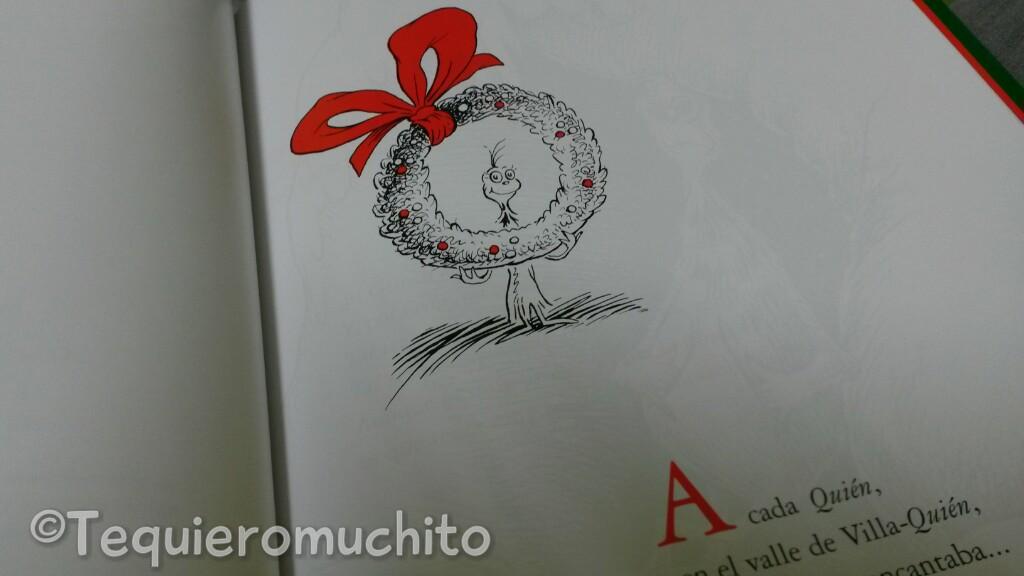 Imagenes De Grinch De Buenos Dias.Cuento Como El Grinch Robo La Navidad Tequieromuchito